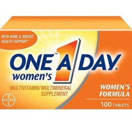 One A Day Women's новая формула для женщин 100таб
