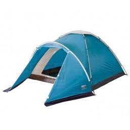 Палатка HIGH PEAK Ontario 3 (цвет синий\светло-серый) 10064