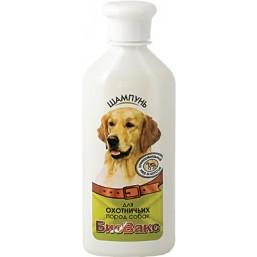 Шампунь Биовакс для собак охотничих пород 355мл