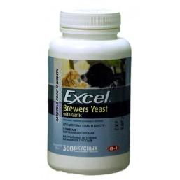 Бреверс 300 таб.Витамины с писвными дрожжами и чесноком для собак
