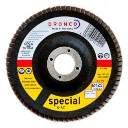 5212306 шлифовальные диски G AZ K60 125x22,23 Dronco