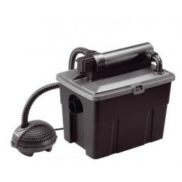 Фильтр многоканальный с ультрафиолетом CF 5000 S - комплект Gardena