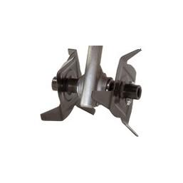 Запасной нож (левый) для электрического культиватора арт. 02414-20