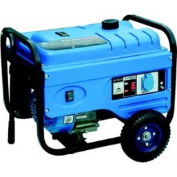Генератор Helpfer AG-HA-3000B (генератор бензиновый эл. стартер 3.0 KW на колесах)