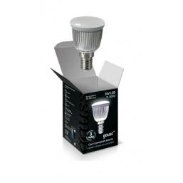 Лампа Gauss R39 3W E14 4200K FR EB106001203