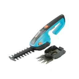 Ножницы для газонов и кустарников аккумуляторные ClassicCut + ножи для травы и кустарника Gardena