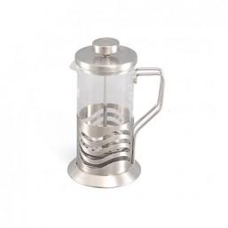 7183 GIPFEL Стеклянный заварочный чайник с поршнем GLACIER - TOULOUSE на 3 чашки/ 350 мл