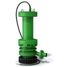 Насос для загрязненных вод взрывозащищенный Гном 100-25 Ex
