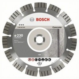 Алмазный диск Best for Concrete230-22,23