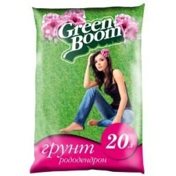 Почвогрунт Green Boom® Рододендроны Специализированный 20л. (100шт.)