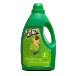 Удобрение минеральное жидкое Green Boom® в бутылках Хвойные 1л. (6шт.)