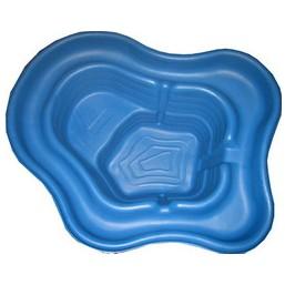Пруд синий 145*110*50 см (270л)