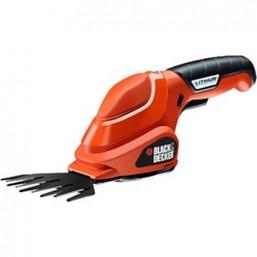 B&D, GSL200, Аккумуляторный ножницы для травы GSL200 B&D