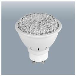 Лампа LED 48 JCR 27D белый