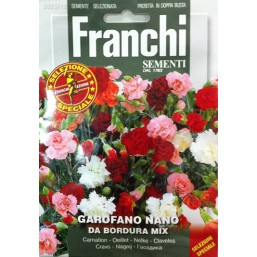 Гвоздика карликовая бордюрная, смесь (0,5 гр) DBFS 325/12   Franchi Sementi