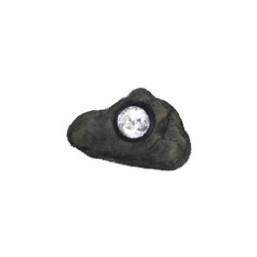 Фонарь Камень коричневый 080121