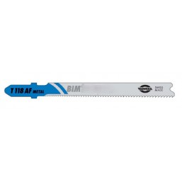 Пилка для лобзика по металлу, HSS-Fast Hawera T 118 AF