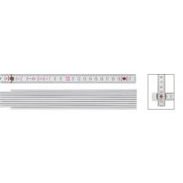 Складной метр Stabila тип 700, деревянный белая, тип 1701