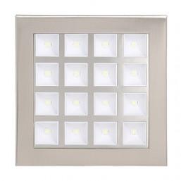 SPOT светильник LED HL682L 16*1W 6400K