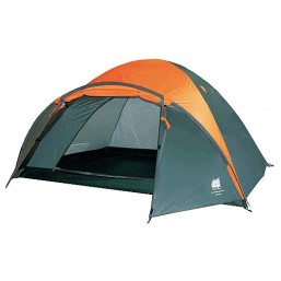 Палатка HIGH PEAK Nevada 4 (цвет: тёмно-оливковый/светло-оливковый)