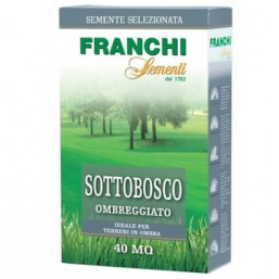 "Семена газонной травы ""Sottobosko"" 1кг."