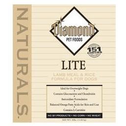 Diamond Naturals Lite Dog Для собак с избыточным весом 13,6 кг