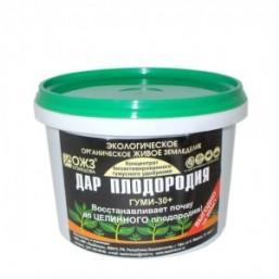ГУМИ-30, Дар плодородия, 0,5 кг. (восстанавливает почву)