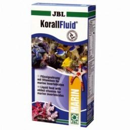 Планктон жидкий JBL KorallFluid для беспозвоночных и мальков, 100 мл. (100 г.)