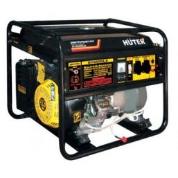 Электрогенератор DY6500LX-AИ-92 газ/электростартер