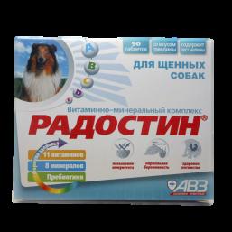 Радостин для щенных сук 90таб/кор