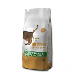 Natures Protection Indoor 2kg cat food   1,5+500 АКЦИЯ