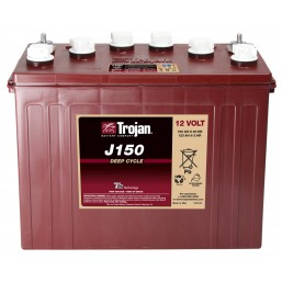 J150 12V Батарея с жидким электролитом