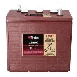 J250G 6V Батарея с жидким электролитом