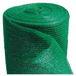 Сетка фасадная 4*100м (зеленый)