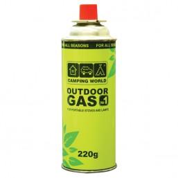 Картридж газовый CW 220 г. (цанговый) 381872