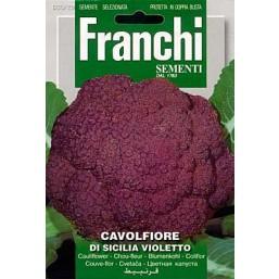 Капуста цветная Sicilia Violletto   DBO 30/29   Franchi Sementi