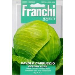 Капуста белокочанная Golden Acre  DBO 27/1   Franchi Sementi