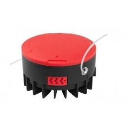 """Катушка ЗУБР для триммера с леской """"круг"""", автомат, для ЗТЭ-550, диаметр лески 1.6мм, в сборе"""
