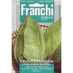 Капуста белокочанная CUOR DI BUE GROSSO DBO 26/3   Franchi Sementi