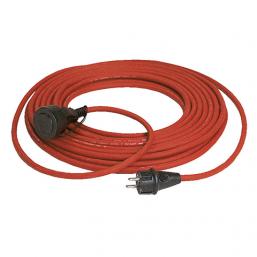 Резиновый кабель 15метров для электрич. газонокосилок  Viking