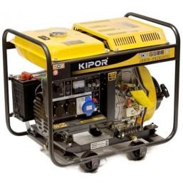 Дизельный генератор KDE6500X3 KIPOR