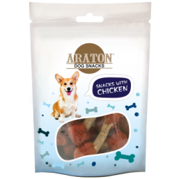 ARATON Snack for dogs chicken 75g