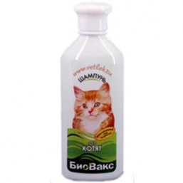 Шампунь Биовакс для котят 355мл