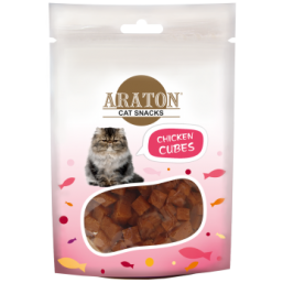 ARATON  Snack for cats chicken sticks 50g