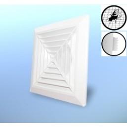 Решетка потолочная квадратная Dospel KKS 150