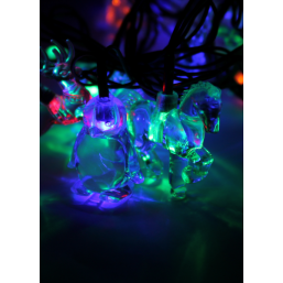 Гирлянда Космос Gir 30 LED Mix 3RGB