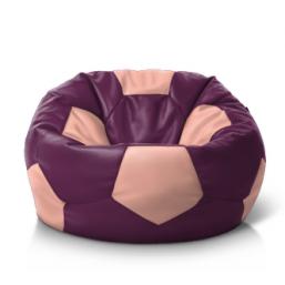 Мяч фиолетово-розовый