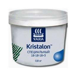 Удобрение Кристалон Специальный NPK 18-18-18 минеральное водорастворимое комплексное  0,8 кг