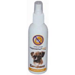 Спрей Биовакс Паразиты нет для собак