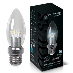 Лампа Gauss LED Can Crycl 3W E27 41 (103202203)